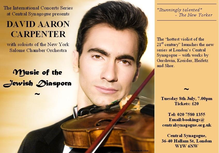 Music of the Jewish Diaspora final final